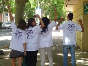 L'équipe de la mission locale va au devant des jeunes pour les 20 ans de la structure