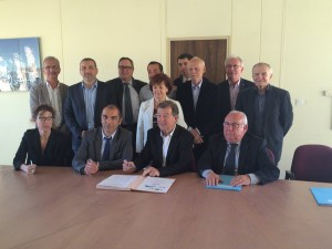signature convention grand compte police nationale